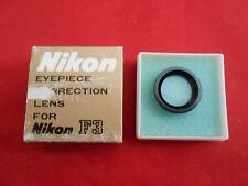 Nikon Ocular Correction lente -3.0D M19mm para Nikon