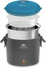 Lunch Box Warmer Heater Electric Portable Stainless Steel Pot 32 Oz Heating New