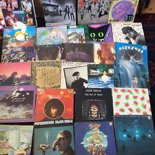 Collection / Job Lot Rock / Prog Vinyls 23 lps + All Listed