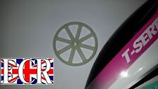 MJX  T23 T40C F39  RC HELICOPTER PARTS & SPARES UPPER GEAR DRIVE WHEEL COG