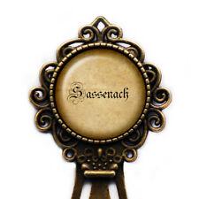 Outlander Sassenach Spelling #2 Bookmark