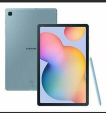 Samsung Galaxy Tab S6 Lite 10.4in 64GB Tablet - Angora Blue