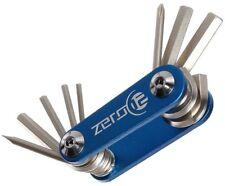 ZERO12 MINI HAND BIKE / BICYCLE TOOL 9-IN-1  INC ALLEN KEYS & SCREWDRIVERS