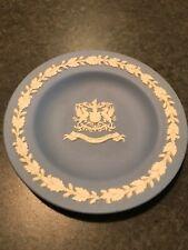 Wedgwood Jasperware Plate - City of London