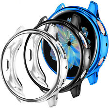 Protector De Pantalla De Silicona Funda Cubierta para Samsung Galaxy 40mm Activo Reloj