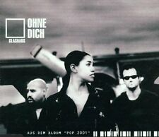 Glashaus Ohne dich (2001) [Maxi-CD]