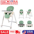 High+Chair+Table+Babies+Toddlers+Space+Saver+Baby+Feeding+Chair+Adjustable+Tray