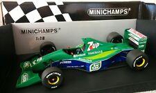 Jordan J191 Michael Schumacher SPA GP 1991 1/18 Rare