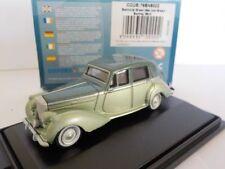 Bentley MKVI-Balmoral Verde Met/Ice Green Oxford Diecast Model. 1/76 DUBLO