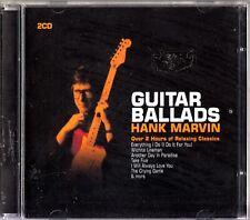 HANK MARVIN- Guitar Ballads 2-CD 2004 (The Shadows/Cliff Richard & The Drifters)
