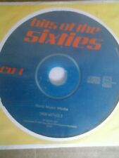 hits of the sixties CD 1