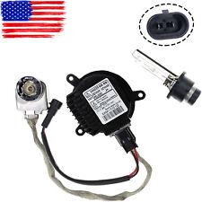 HID Xenon Headlight Ballast Igniter & Bulb for Infiniti FX45 Q45 QX4 G37 M37