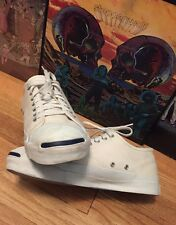Vintage CONVERSE Jack Purcell Low Top Canvas Sneaker Shoes. Size US Men's 9
