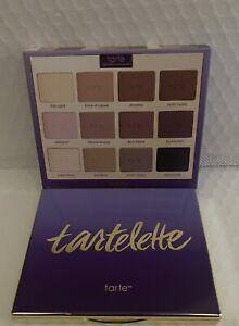 Tarte Tartelette Amazonian Clay Matte Eyeshadow Palette NWB