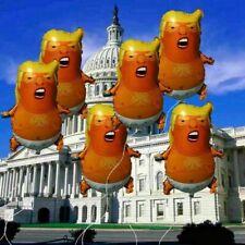 """22"""" x 17"""" Baby Donald Trump Impeach Foil Balloon Funny Party Balloon Decor 1Pc"""