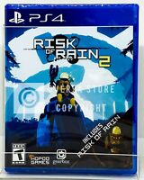 Risk of Rain 2 - PS4 - Brand New   Factory Sealed