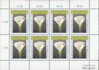 Österreich 2305 Kleinbogen (kompl.Ausg.) postfrisch 2000 Gartenschau