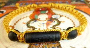 Buddha 'MALA' Sacred Blessed  BRACELET REAL LEK NAM PEE THAI MAGIC STEEL