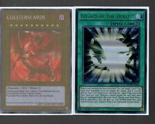 Yugioh Card - Ultra Rare Holo - Legacy Of The Duelist DUSA-EN024 1st Edition NEW