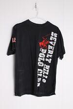 Beverly Hills Polo Club Mens T-Shirt - Black - Size Large L (V-C2)
