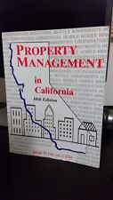 Property Management in California 10th Edition
