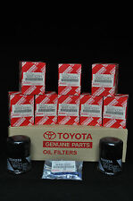 90915-YZZF1, Qty 10, Toyota Oil Filters With Drain Plug Gaskets