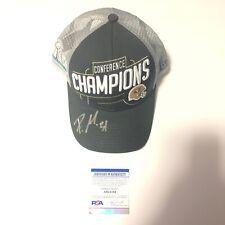 Raheem Mostert Signed Autographed Hat PSA/DNA COA SF 49ers Garoppolo