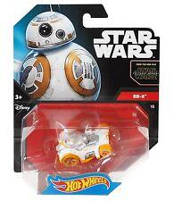 Star Wars Hot Wheels - EL DESPERTAR DE LA FUERZA - bb-8 - asst. CGW35 cgw51