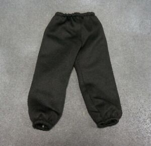 "1:6 Scale Star Wars Sith Black Pants for custom 12"" Figure"
