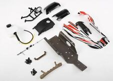 Rovan Baja to Shorty Q Kit for 5B - Red Body KM, Rovan & HPI Baja 5B 5T