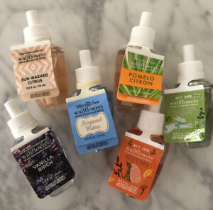 Bath & Body Works Wallflower Refills - Choose Scent