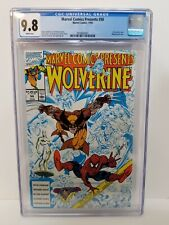 Marvel Comics Presents #50 - CGC 9.8 NM/MT - Special 50th Anniversary Issue