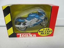 Tonka Kawasaki Die-Cast Motorcycle 1:18