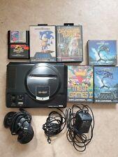 Spiele Sammlung für das Sega Mega Drive