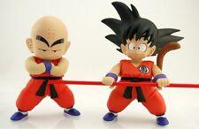 "Dragon Ball Gokou & Kuririn 10"" figure"