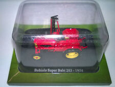 1:43 Scale Universal Hobbies Babiole Super Babi 203 1954 Tractor die cast boxed