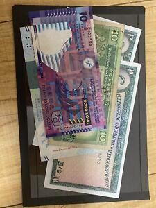 Hong Kong Mixed Date Banknotes