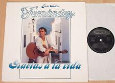 José Luis Fernandez-gracias a la vida (monopolio, D 1988/LP MINT)