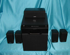 """SONY Subwoofer SA-WMSP4, Center SS-CNP2, (4) SS-MSP2 """"Tested Excellent"""" SALE!!"""