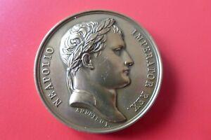 FRANCE - Médaille Bronze NAPOLEON BONAPARTE XX ème (1)