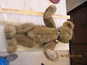 """Boyds Bears Plush Rockwell  B. Bruin 18"""" Jointed Tags #57211-05"""