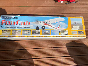 Multiplex Fun Cub Kit RC Plane