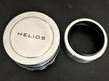 Helios-44-2 Unique Chrome/Silver 58mm/f2 Lens early version, M42 mount, EXC++