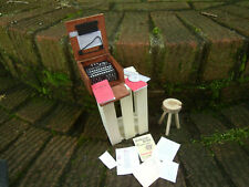 1/6 WWII German Enigma machine  homemade kibash