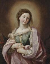 Reni Guido Saint Margaret Of Antioch Print 11 x 14   #4009