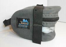 Jandd Mountaineering Dlx Under Seat Bag Mountain Bike Seat Saddle Bicycle Bag