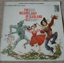 THE WIZARD OF OZ SOUNDTRACK VINYL LP  - MUSIC & DIALOGUE - GATEFOLD - STEREO