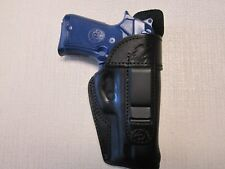 Braids Holsters Beretta 92 fs compact Formed leather IWB holster