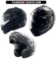 casque moduler moto capacete Caberg Duke Smart Noir taille S