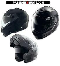 Casco modulare moto flip up helmet casque capacete Caberg Duke Smart Black